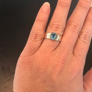James Avery Julietta ring size 7.5